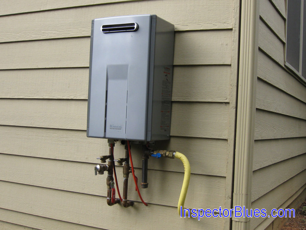 Tankless Water Heaters Gas 95