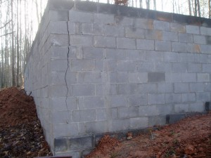 Block Wall Compaction