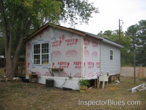 Central HVAC on outbuilding